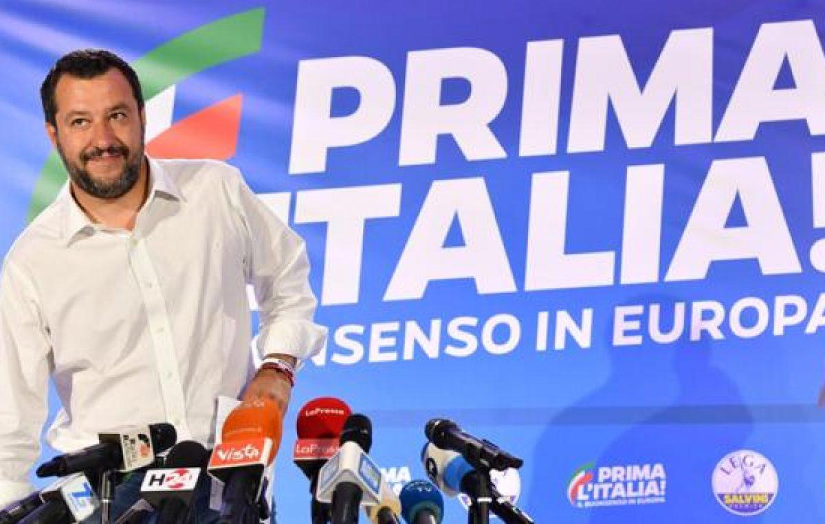 Italia vota el domingo en siete regiones con la oposición como favorita