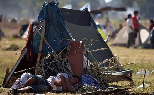"""Cristina Kirchner: """"La ocupación de tierra por vivienda no es una cuestión populista"""""""