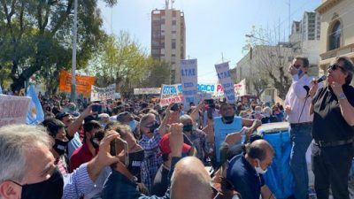 ¿Cómo continúa la negociación entre el Ejecutivo de La Matanza y los trabajadores municipales?
