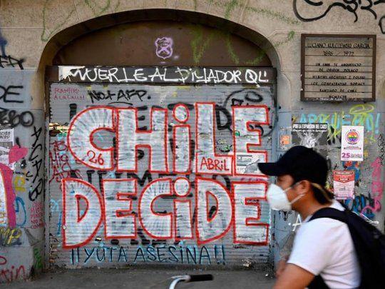 Tras el plebiscito, la clase política chilena se reorganiza