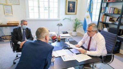 El Gobierno suma respaldos para la negociación con el FMI