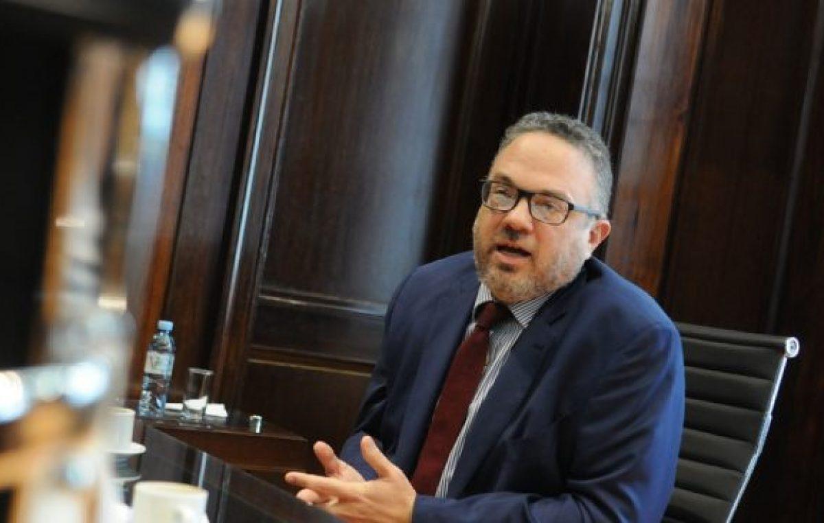 Matías Kulfas: «Una devaluación sólo generaría un aumento de los precios internos»
