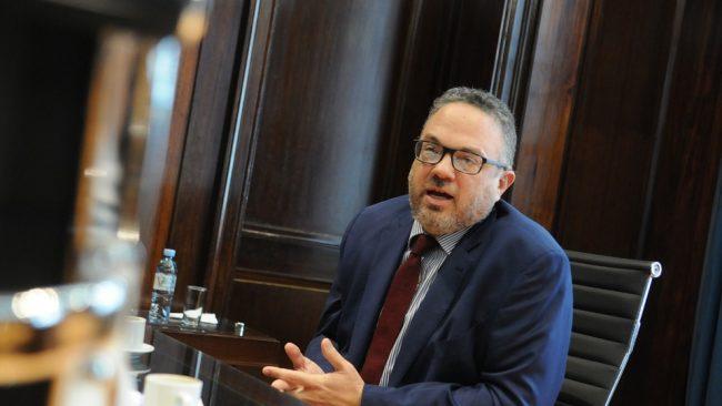"""Matías Kulfas: """"Una devaluación sólo generaría un aumento de los precios internos"""""""