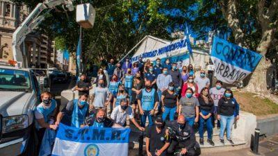 Municipales de Rosario acordaron elevar el Mínimo Garantizado