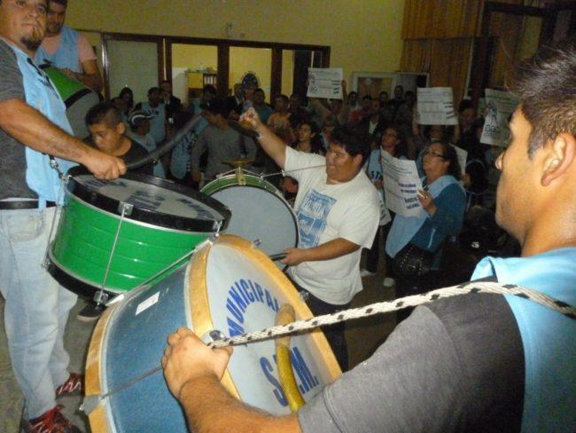 La semana que viene se reanuda el paro de los trabajadores municipales de Punta Alta