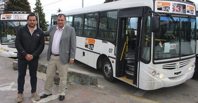 Bariloche: Gennuso, cada vez mas convencido de rescindir con Mi Bus