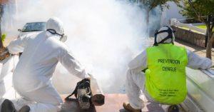 Las provincias retoman las acciones para combatir al mosquito transmisor
