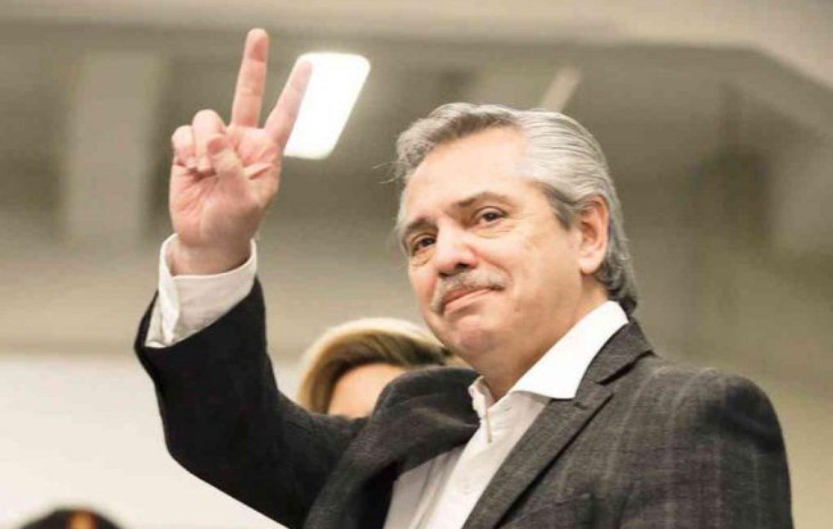 Proponen que Alberto Fernández presida el PJ