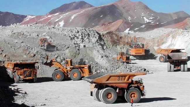Destacan el fuerte aporte al fisco de un proyecto minero que se pone en marcha en San Juan