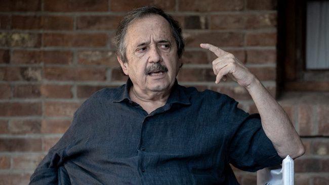 """""""La pulseada por el dólar no es técnica, es polìtica"""", dijo Ricardo Alfonsín"""