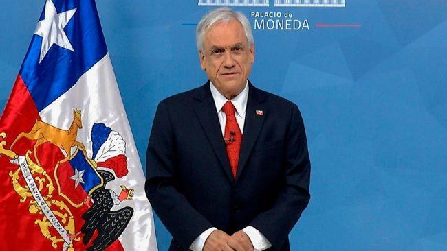 Piñera llama a los chilenos a participar masivamente en el plebiscito del domingo