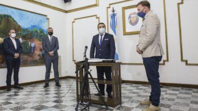 Misiones tiene el primer ministro de Cambio Climático de América latina