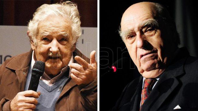 Los expresidentes Mujica y Sanguinetti renuncian a sus bancas de senadores