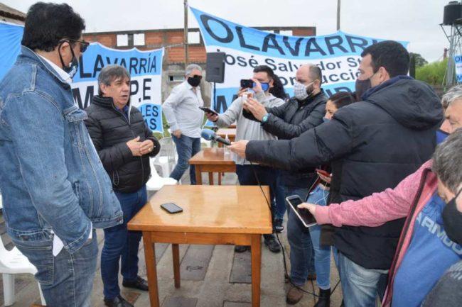 """Municipales bonaerenses quieren lugares en las listas: """"Tenemos poder territorial"""""""