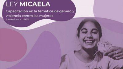 Amplia adhesión de municipios y comunas rurales de Chubut a la Ley Micaela