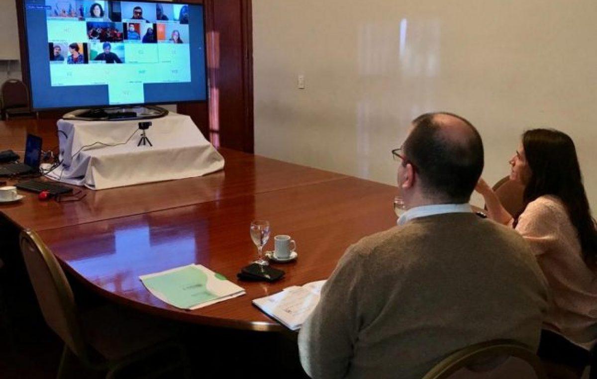 Capacitarán a municipios y comunas del Chubut para brindar asesoramiento a las organizaciones civiles