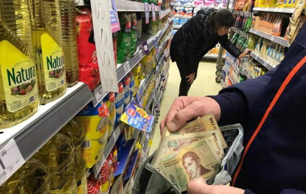 El 50,8% de los cordobeses usó ayuda estatal para comprar comida