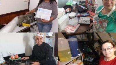 Arroyito: crece el empleo independiente en pandemia