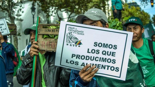 Procrear Rural, la propuesta de la Ley de Acceso a la Tierra que impulsa la Unión de Trabajadores de la Tierra