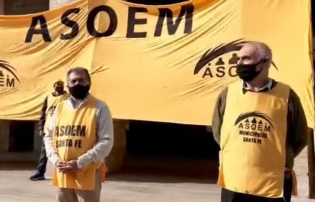 Santa Fe: FESTRAM rechaza por improcedente la renuncia de dirigentes de ASOEM