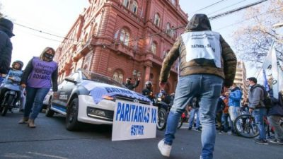 Los municipales de Rosario no se suman al paro de Festram para no sobrecargar al personal de salud