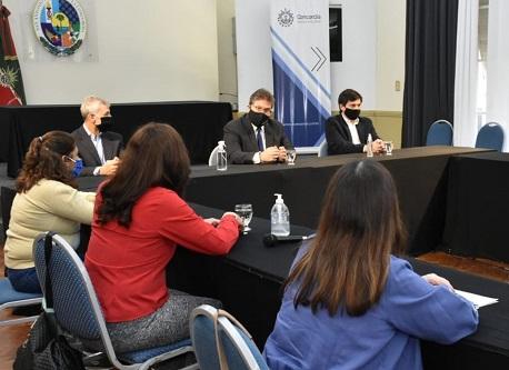 La Municipalidad de Concordia avanza en la creación de la Dirección de Cooperativas