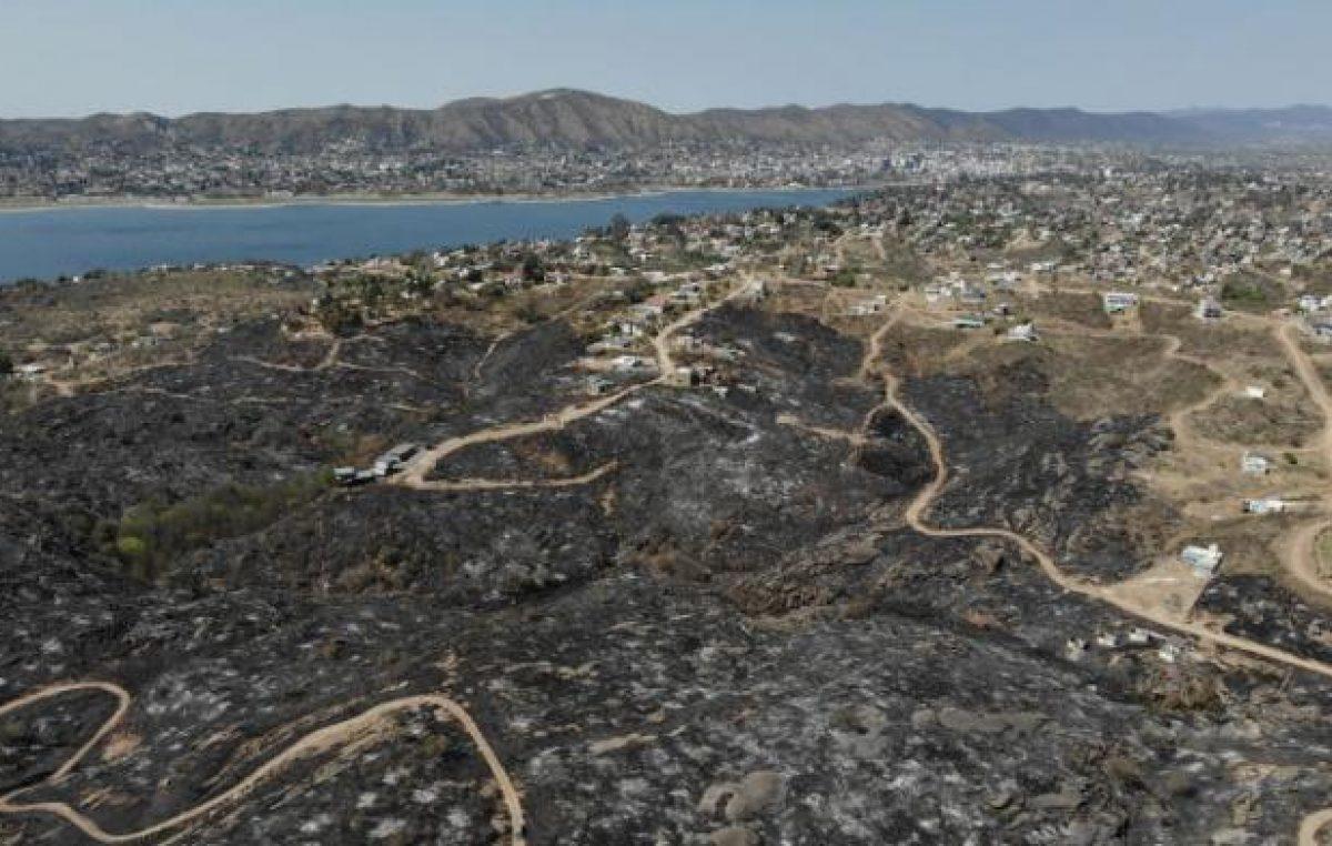 La Provincia de Córdoba presentó denuncia por venta de lotes afectados por incendios