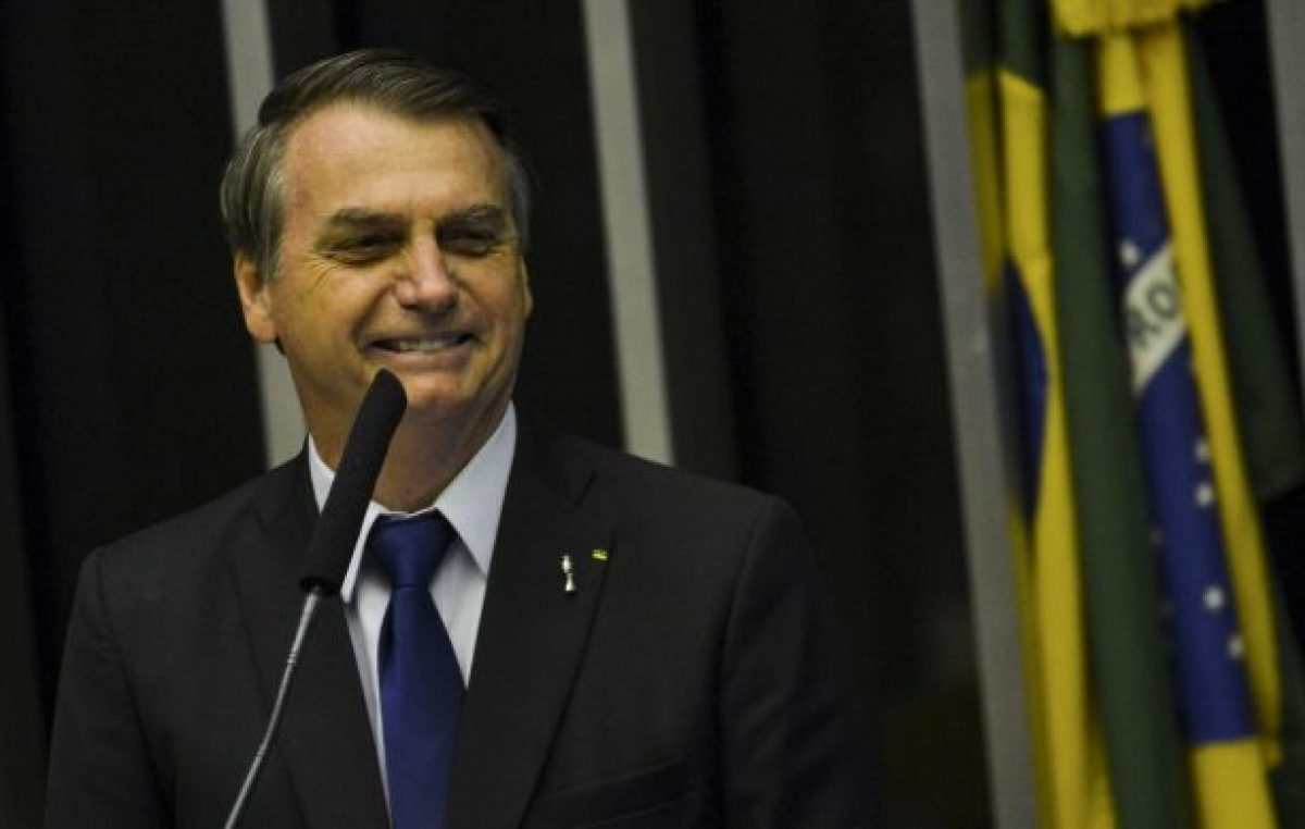 Bolsonaro prometió nombrar a un pastor evangélico en la Corte Suprema