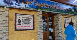 Los negocios de Bariloche que se quedaron en el camino