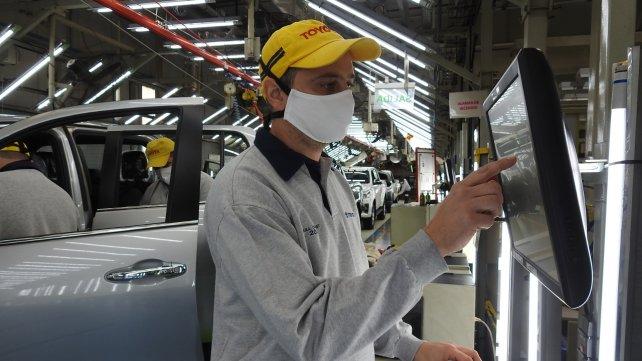 Rosario: La industria lidera el camino de la reactivación en la economía local