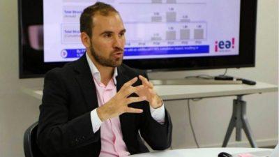 Guzmán: «Hay que darle más racionalidad al gasto, gastar para lo que más importa»