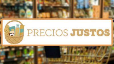 """Prorrogaron el programa de """"Precios Justos"""" en Rosario"""