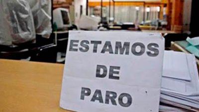 Paro municipal en Miramar: buscan llegar a un acuerdo con la intervención del Ministerio de Trabajo