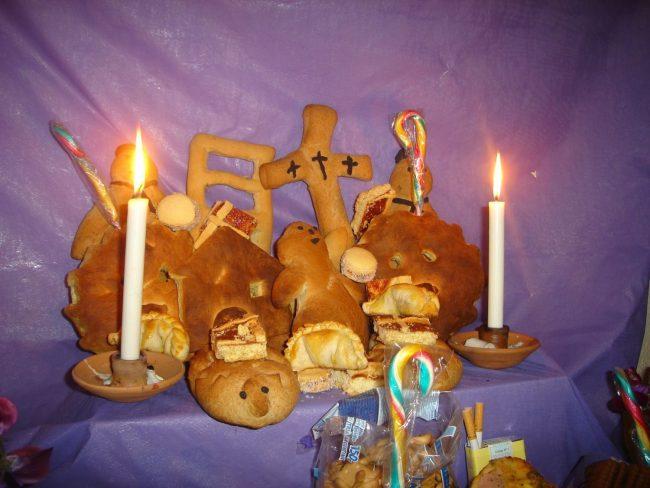 Jujuy: Celebración arraigada de ofrendar a las almitas de los difuntos