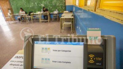 Salta: Sin el voto electrónico alcanza para construir 200 casas del IPV