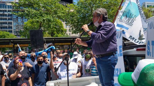 Municipales bonaerenses al límite: apuran a Kicillof y a intendentes
