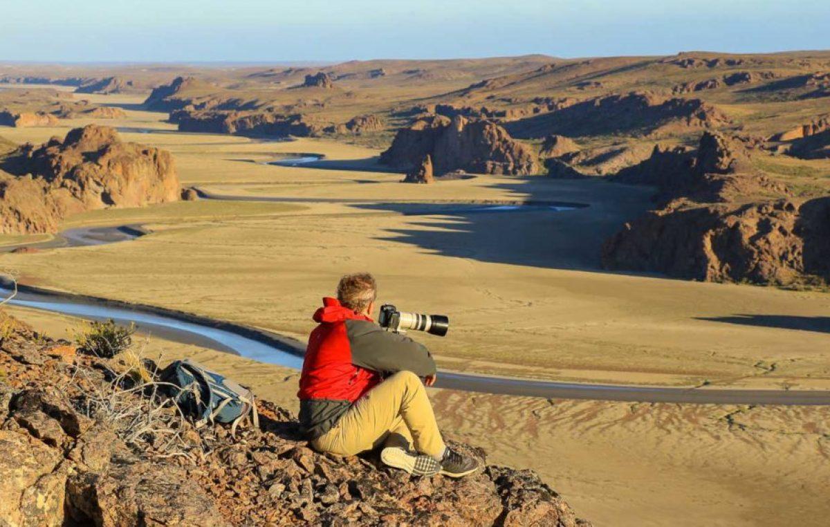 Tras los pasos de Darwin en «la Galápagos Patagónica»