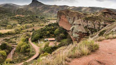 Ongamira para fascinarse: un destino donde abunda la tranquilidad en el Valle de Punilla