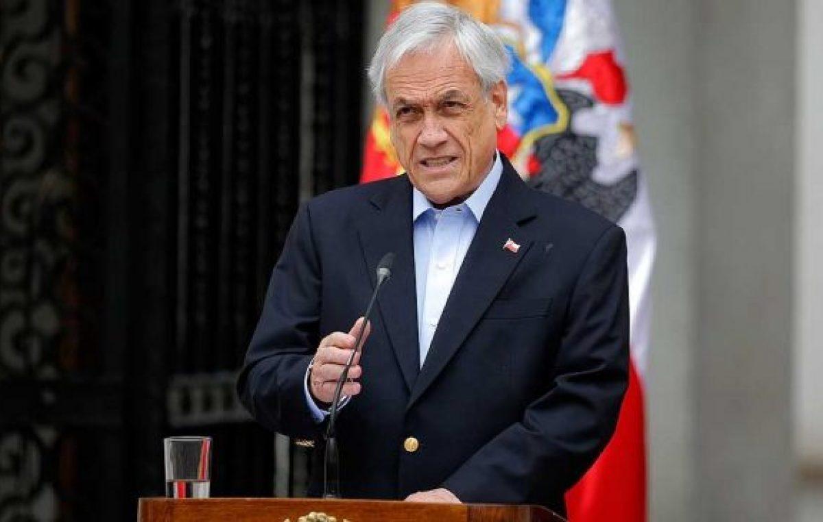 Piñera convocó oficialmente a la elección de constituyentes