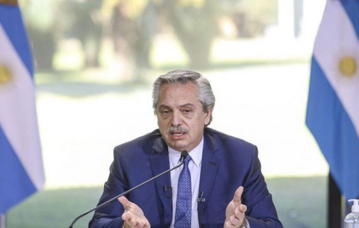 Encuesta nacional da cuenta de que Alberto Fernández y su gestión mantienen alta popularidad