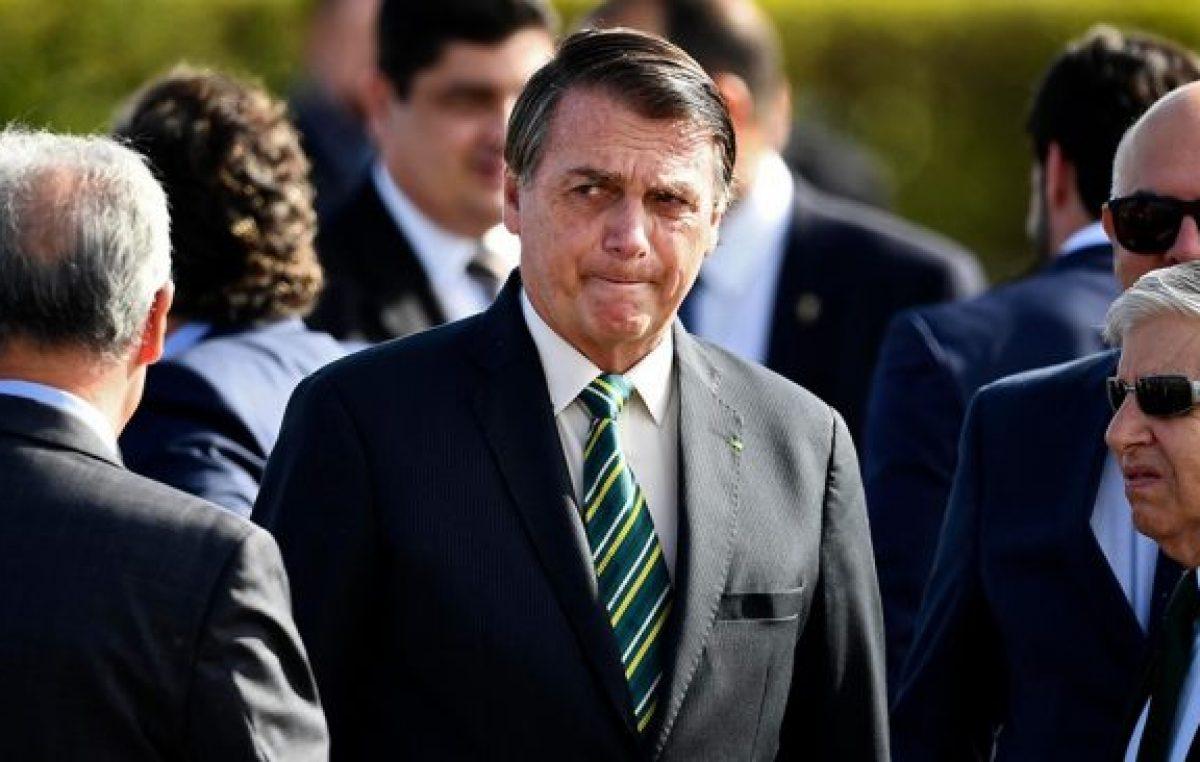 Bolsonaro busca distanciarse de la derrota de sus aliados en las municipales