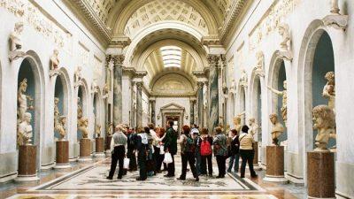 Un tercio de los museos europeos podrían despedir personal por la pandemia