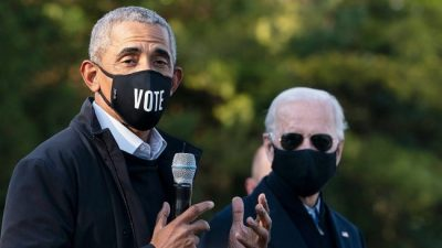 Biden defenderá la ley de salud de Obama, mientras la Corte Suprema evalúa si la deroga