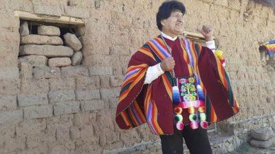 Bolivia, Argentina y Ecuador convocan a reunión continental de indígenas y sindicatos