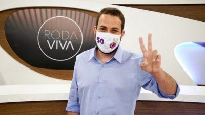 Boulos recorta la distancia ante el favorito Covas en la elección municipal de San Paulo, según una encuesta