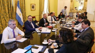 El Presidente pondrá en marcha «rápidamente» el Consejo Económico y Social