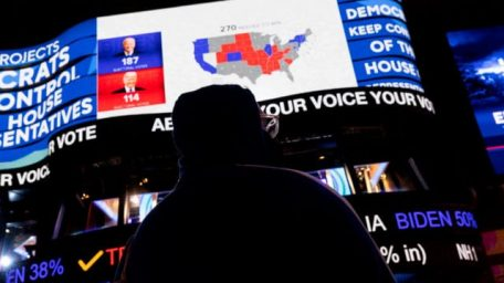 Elecciones en Estados Unidos: papelón electoral