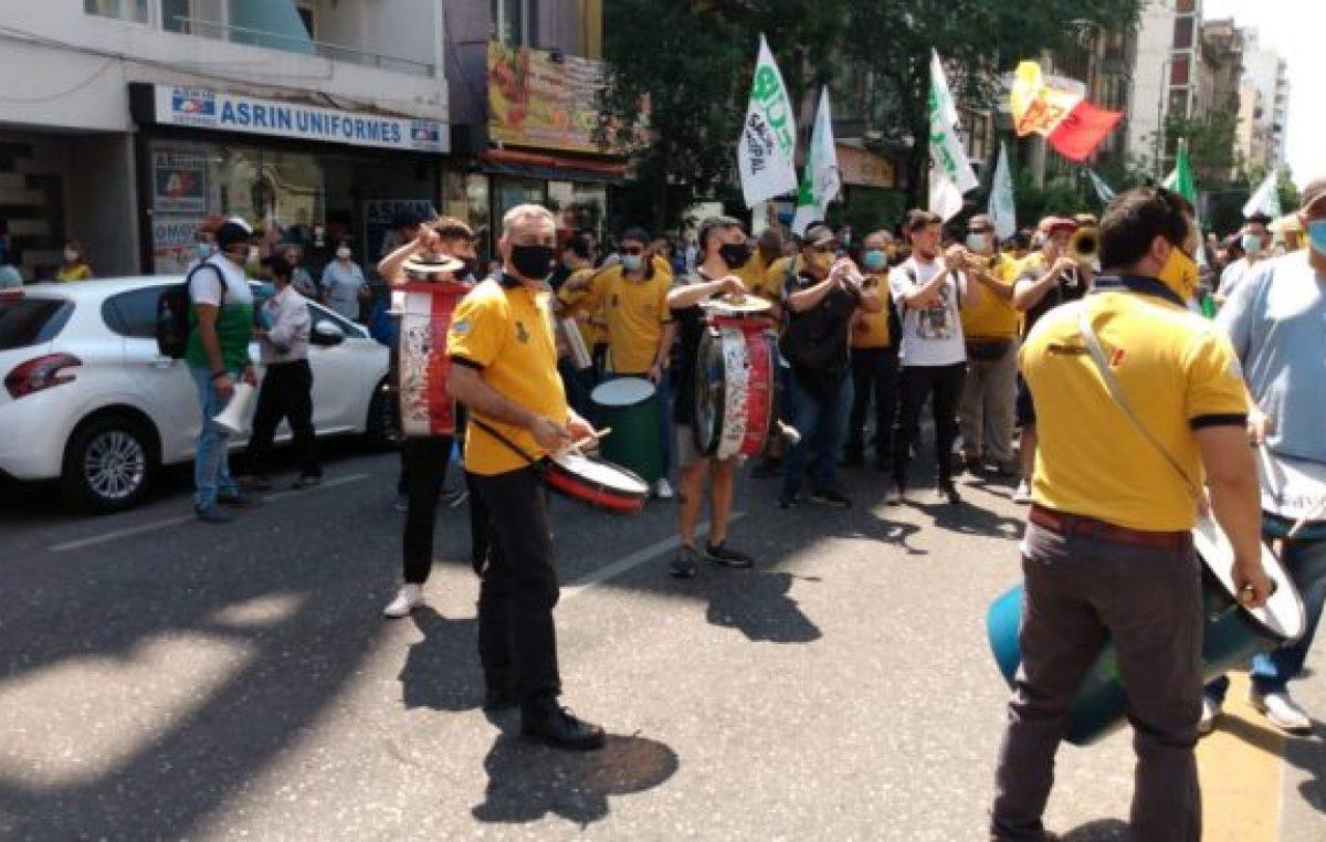 Córdoba: Suoem reanudó las protestas y volvió a manifestarse en las calles
