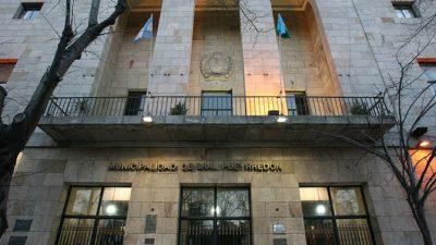 Los trabajadores municipales de Mar del Plata siguen con retención de tareas en reclamo de un aumento salarial