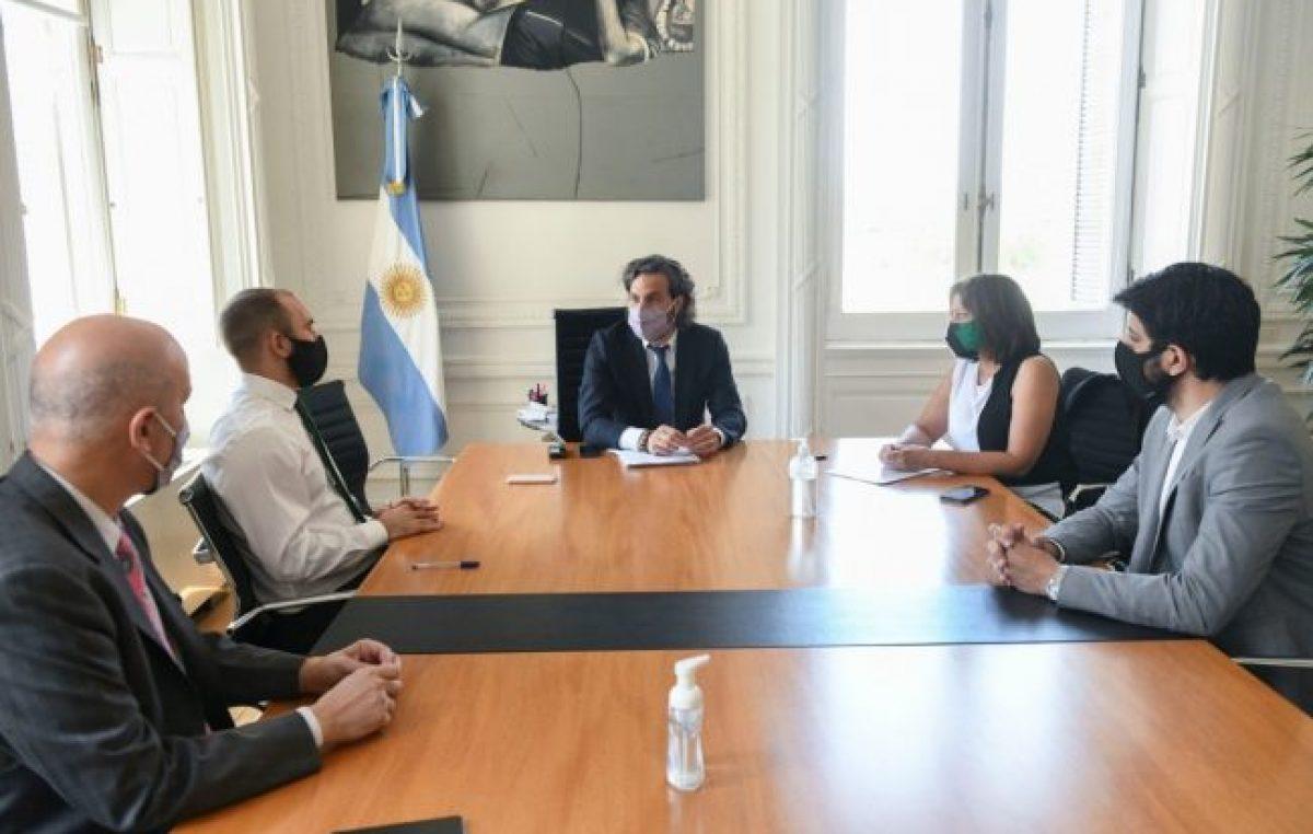 Río Negro recibió un aporte de $2.600 millones de Nación